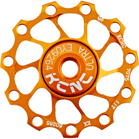 KCNC Jockey Wheel Ultra 11 tanden SS Lager, gold